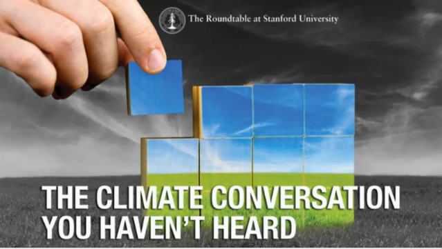 Stanford Roundtable – Climate Change